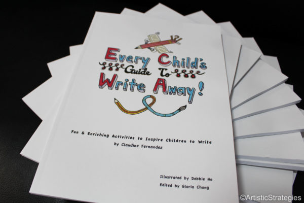 Artistic Strategies - Activity Book for Young Writers