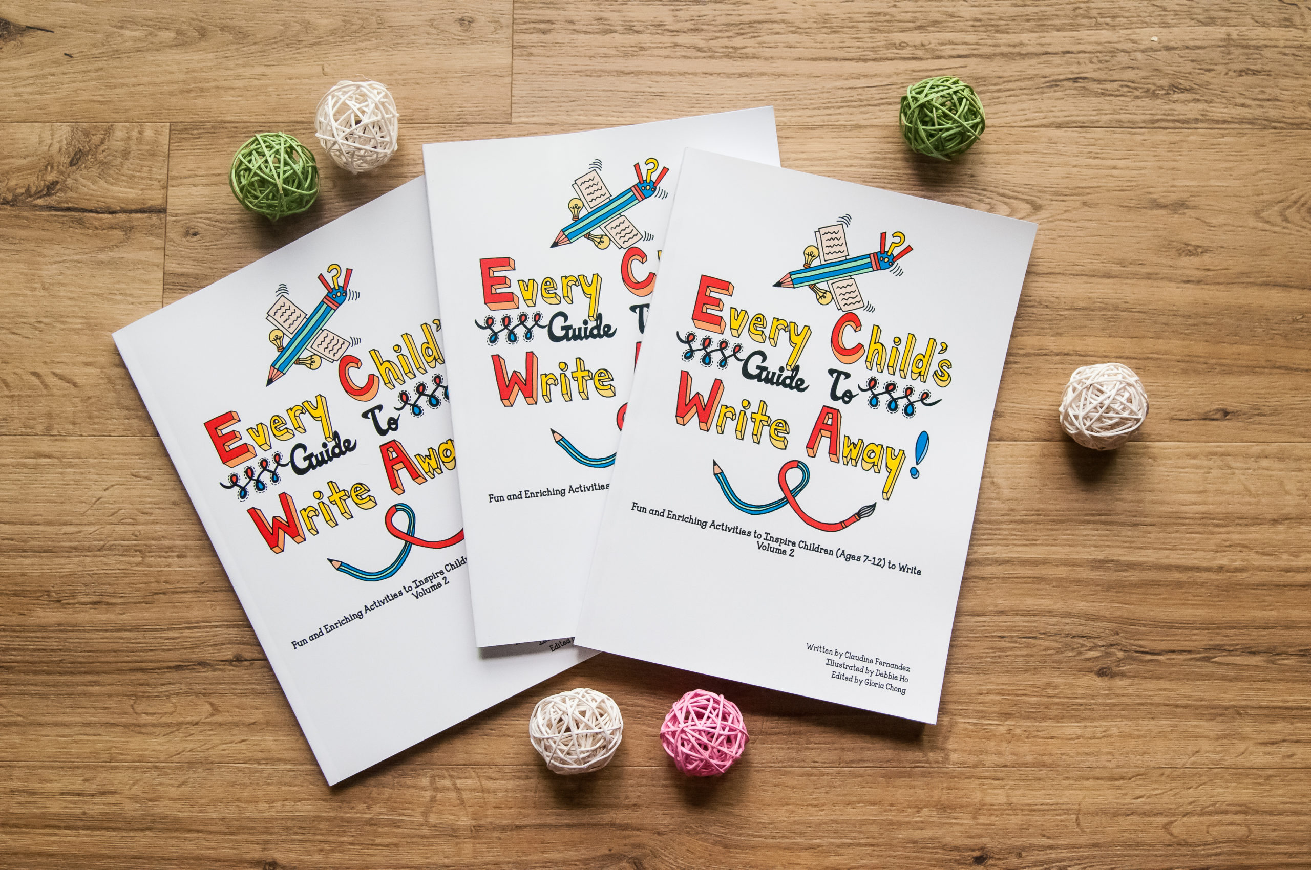 Every Child's Guide to Write Away! Book