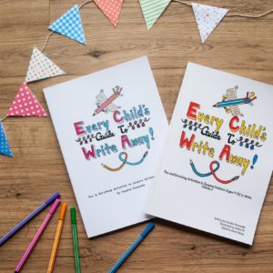 writing activity books