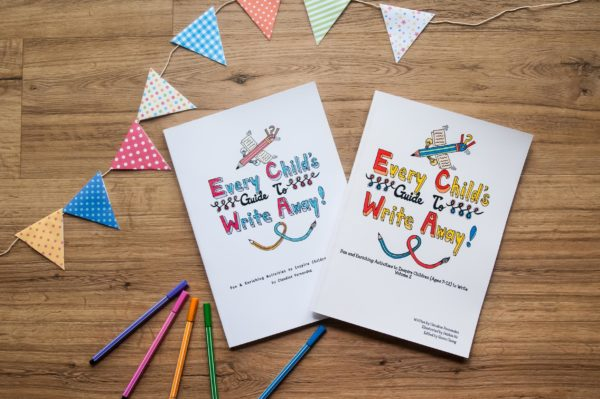 writing activity books