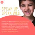 Speak Up, Speak Well