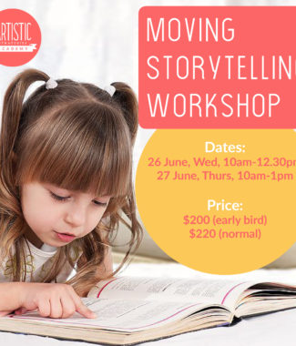 Moving Storytelling Workshop