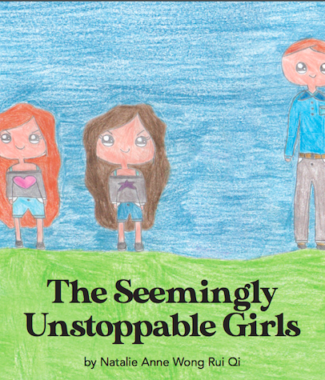 The Seemingly Unstoppable Girls by Natalie Wong