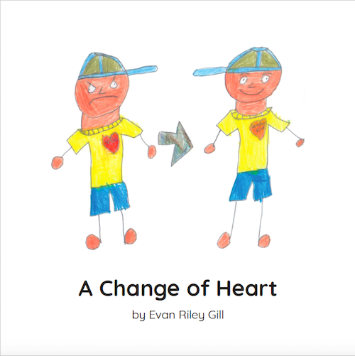 A Change of Heart by Evan Riley Gill