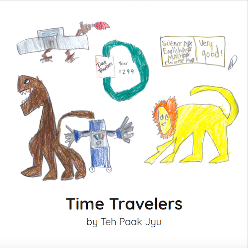 Time Travelers by Teh Paak Jyu