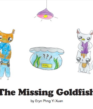 The Missing Goldfish by Eryn Phng