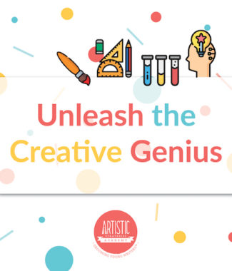 unleash the creative genius
