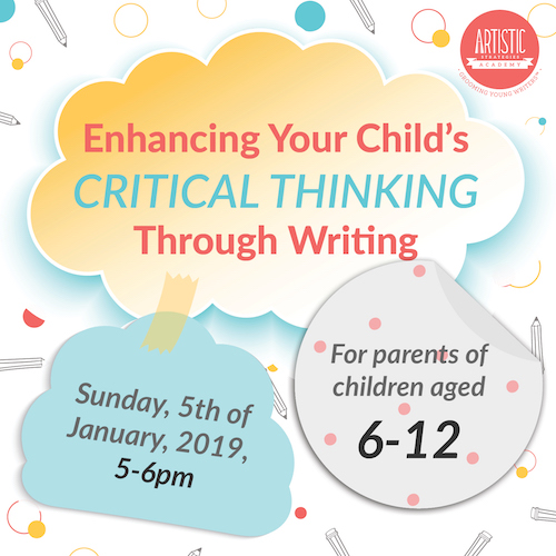 Enhancing your Child's Critical Thinking