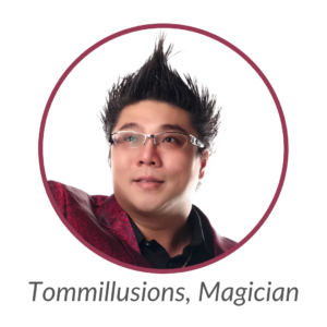 Picture of Tommillusions, Magician