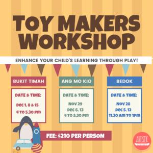 toy making workshop